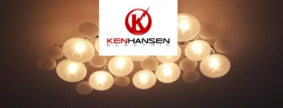 Ken Hansen Electric New Website